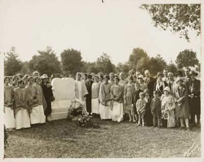 Diamond Jubilee Celebration, 1927 Image