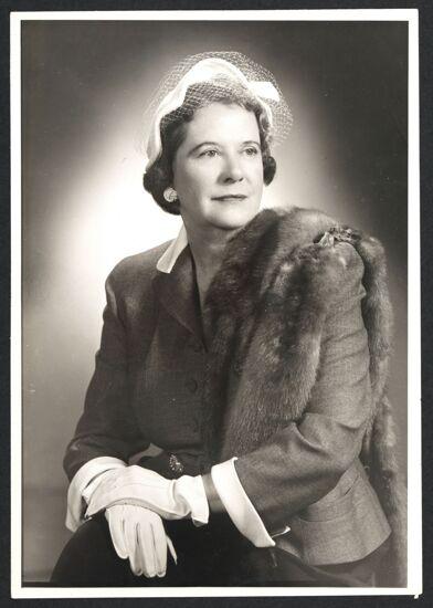 Mildred Carlson Ahlgren Portrait Photograph