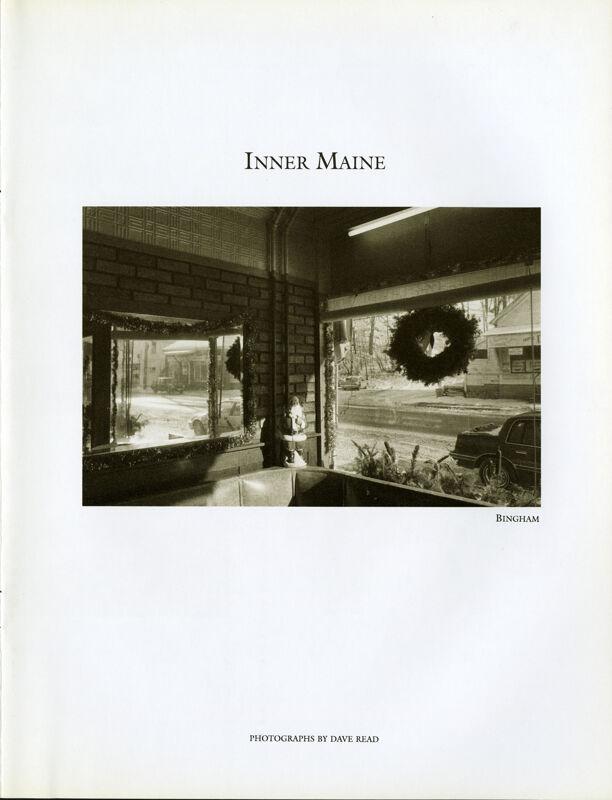Inner Maine