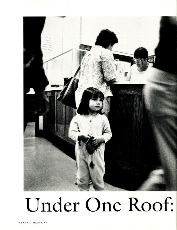 Under One Roof: the YMCA