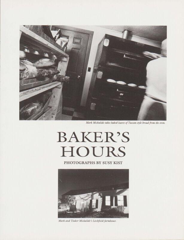 Baker's Hours
