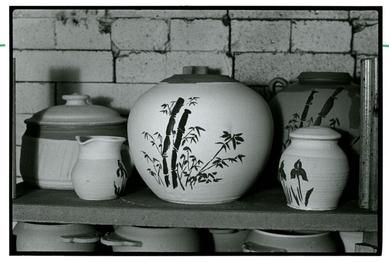 Pottery Making: A Thousand Shapes in One Photographs