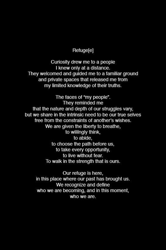 Refuge[e]