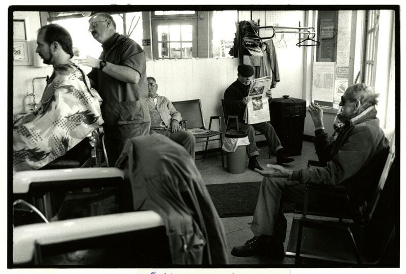 Barbershops Photographs