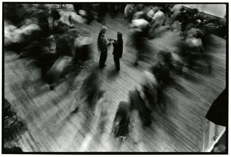 Contra Dance Photographs