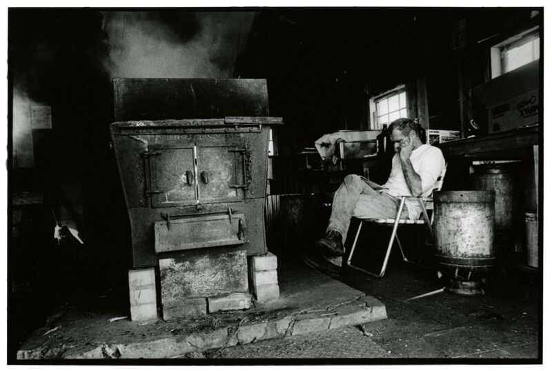 Maple Sugaring - Austin Moore's Farm