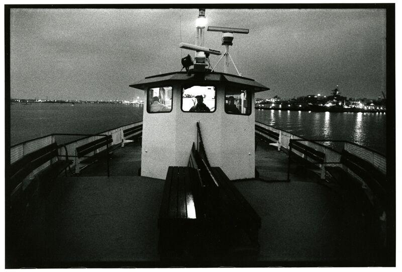 Peaks Island Commuter Boat