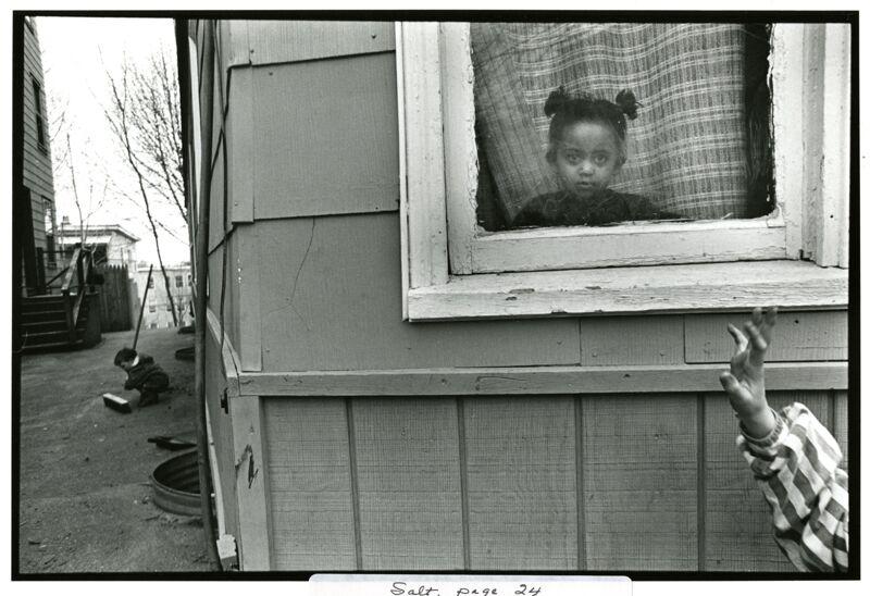 Ethiopian Family in Portland, Maine
