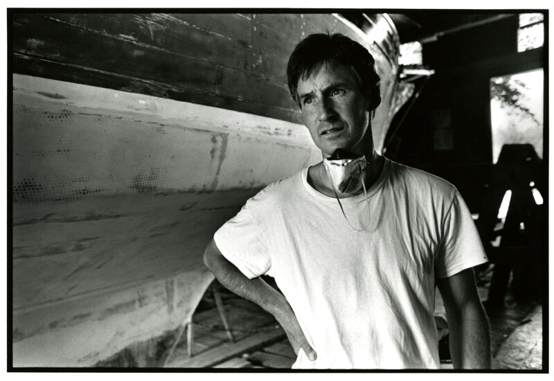 Paul Rollins - Boatbuilder