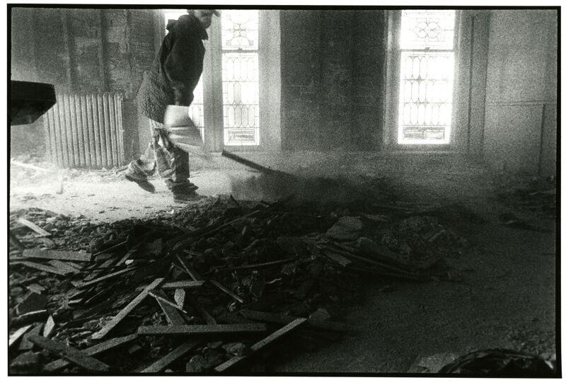 Munjoy Hill - St. Lawrence Church Renovation Project