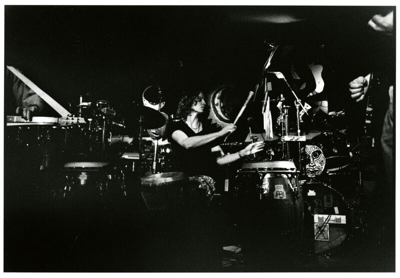 Annegret Baier - Percussionist