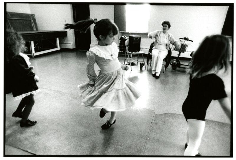 Doreen McCann, Dance Instructor