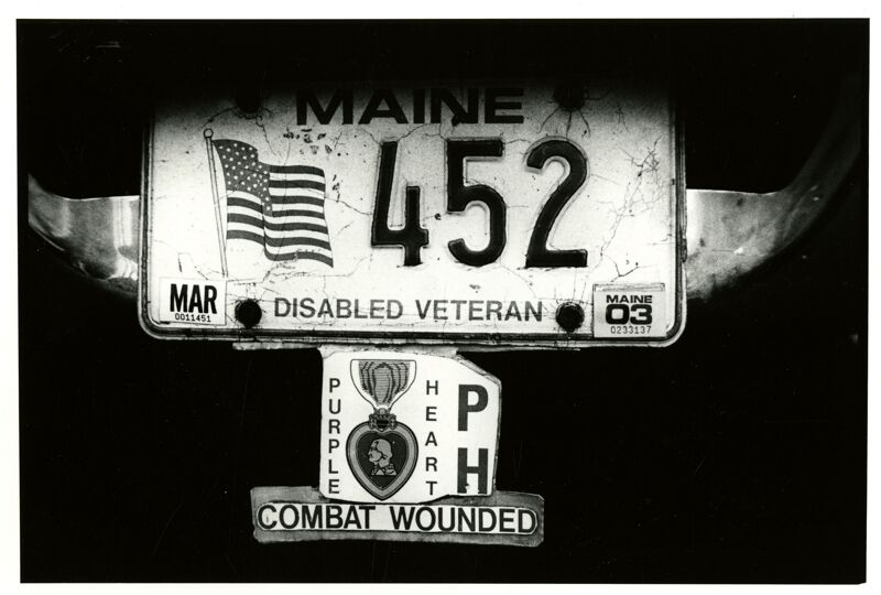 Wounded, Not Broken: Home From War Photographs