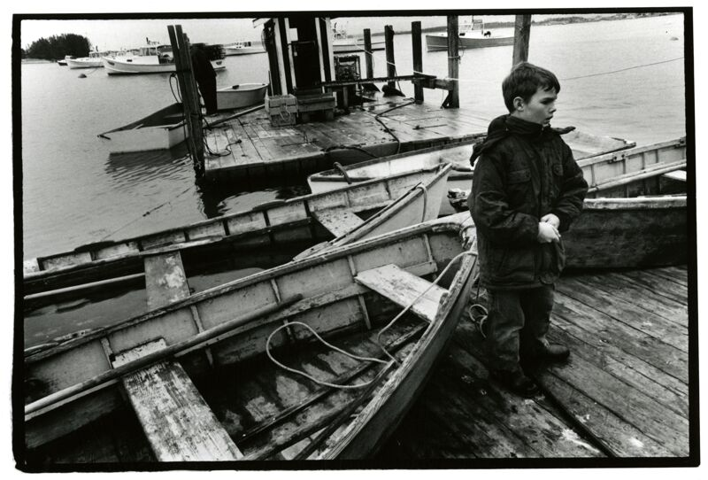 Pulling Traps - Beal's Island