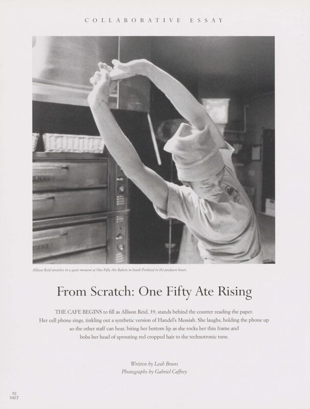 From Scratch: One Fifty-Ate Rising