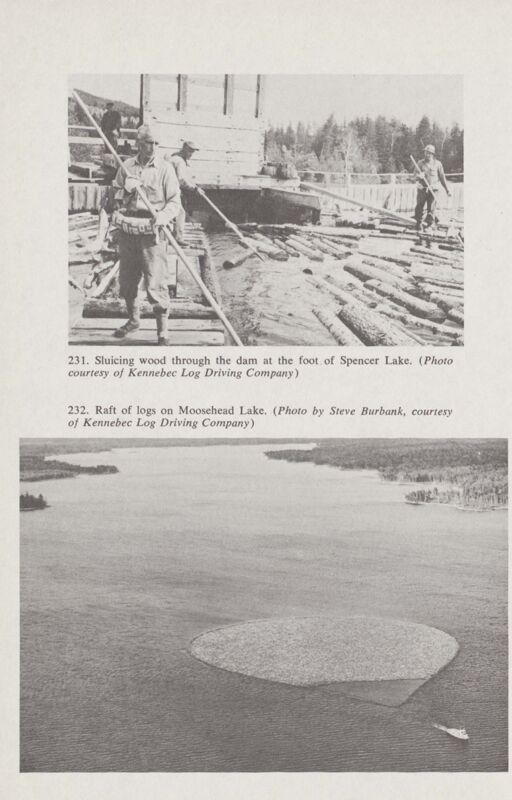 River Driving: Herding Logs