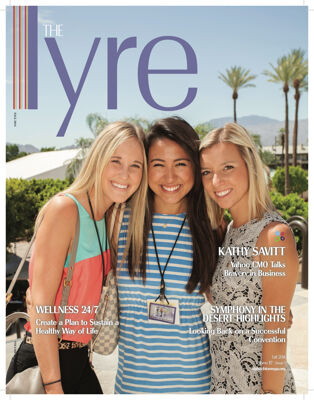 The Lyre of Alpha Chi Omega, Vol. 117, No. 1, Fall 2014