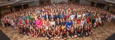 National Convention Official Group Photograph, June 29-July 1, 2018