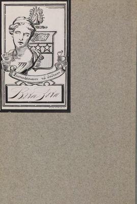 The Lyre of Alpha Chi Omega, Vol. 35, No. 1, November 1931