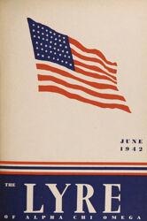 The Lyre of Alpha Chi Omega, Vol. 45, No. 4, June 1942