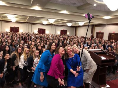 Large Group Photo, Leadership Academy, February 2-4, 2018