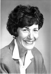 Ellen Little Vanden Brink, National President 1988-92