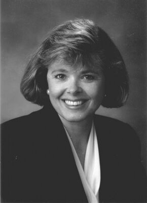 Judy Evans Anderson, National President 1992-96