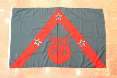 Alpha Chi Omega Flag