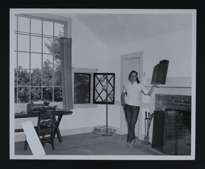Inside Star Studio Photograph, 1966