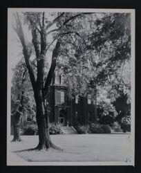 DePauw University School of Music Building Photograph