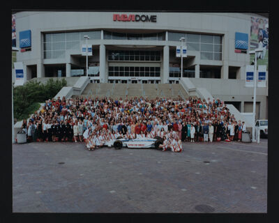 National Convention Official Group Photograph, 2000