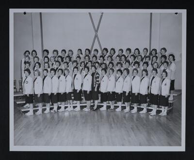 Beta Phi Chapter Photograph, February 1961