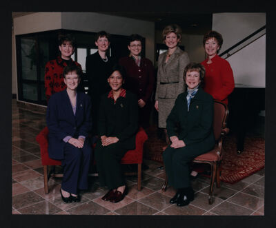 National Council Photograph, 2002