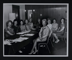 National Council in Meeting Photograph, June 1967