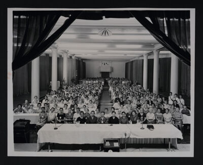 National Convention Assembly Photograph, 1960
