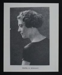 Hazel Eckhart Portrait Reproduction Photograph