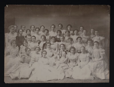 Sixth National Convention Group Photograph, December 1-3, 1898