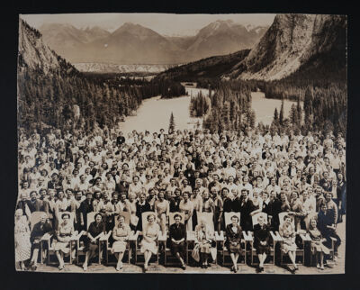 National Convention Official Group Photograph, July 1953