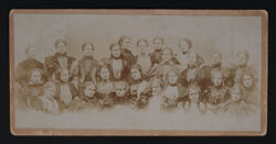Alpha Chapter Photograph, c. 1895