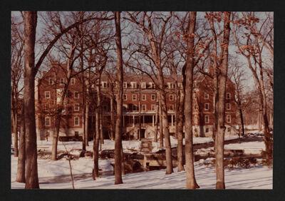 Hunt Hall at Bucknell University Photograph