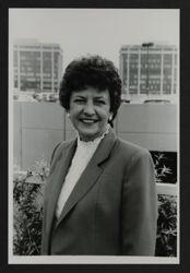 Martha Hannegan Portrait Photograph, 1985