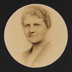 Ethel Van Auken Photograph, September 1928