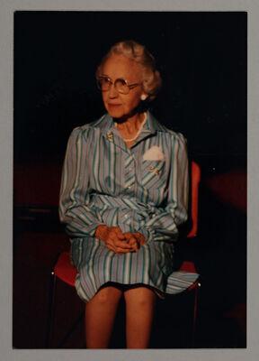 Hannah Keenan Photograph, 1985