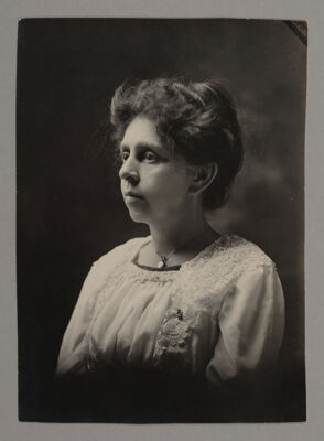 Mary Janet Wilson Portrait Photograph