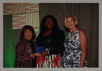 Gamma Phi Sister Presented Foundation Recognition at National Convention Photograph, 2018
