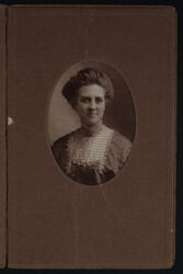 Estelle Leonard Portrait Photograph, c. 1910