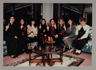 1990-91 Collegiate Leadership Consultants Photograph, c. 1990