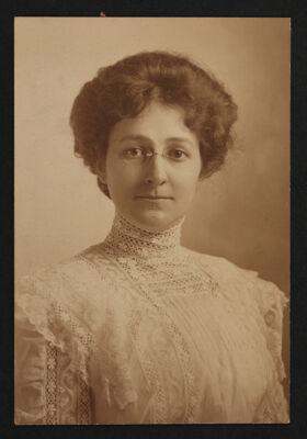 Anna Minerva Tarr Portrait Photograph