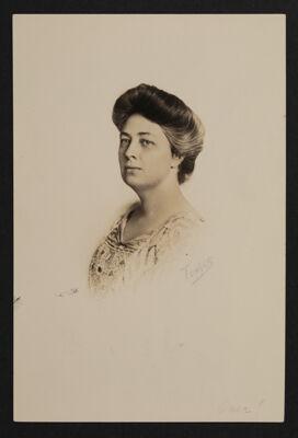 Katherine McReynolds Morrison Portrait Photograph