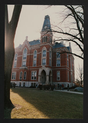 DePauw University East College Photograph